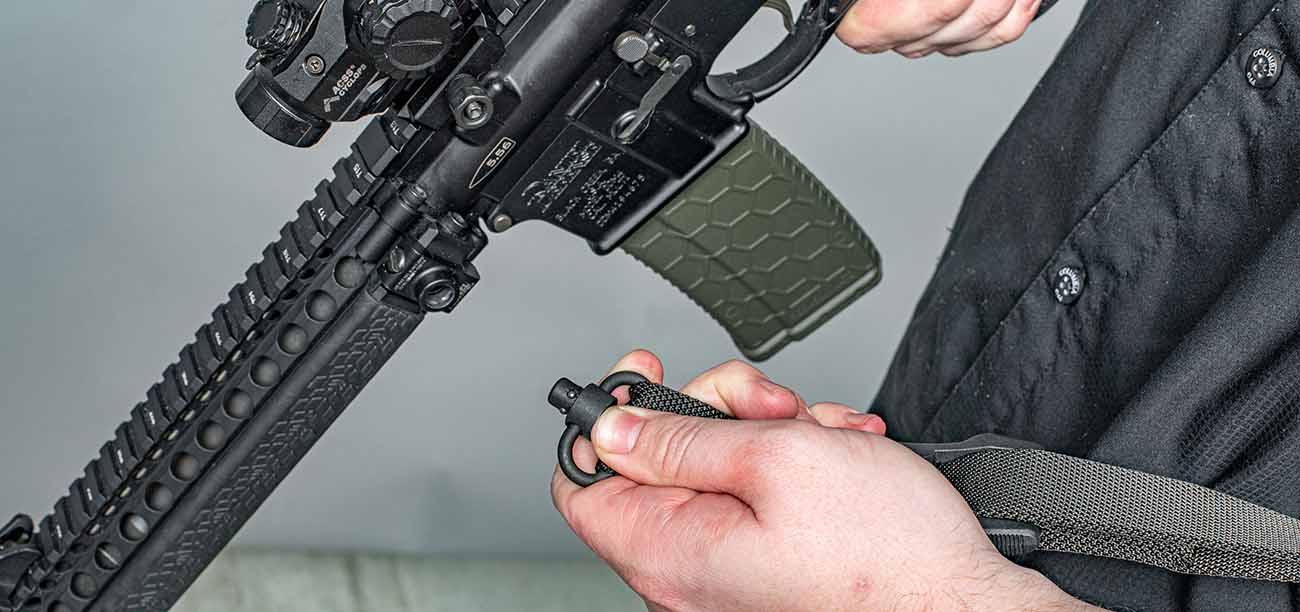 ar 15 rifle slings