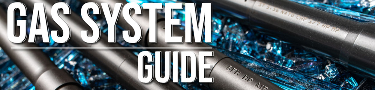 AR15 Gas Block and Gas System Buyer's Guide