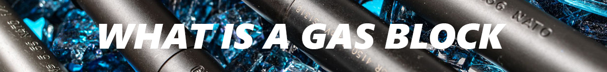 AR 15 Gas Block buyer's guide header image