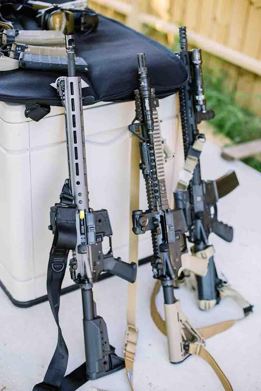 AR 15 Gun