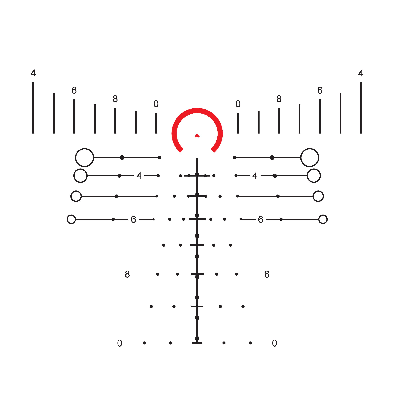 GLx Rifle Scope