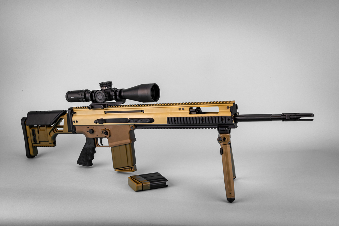 SCAR sniper