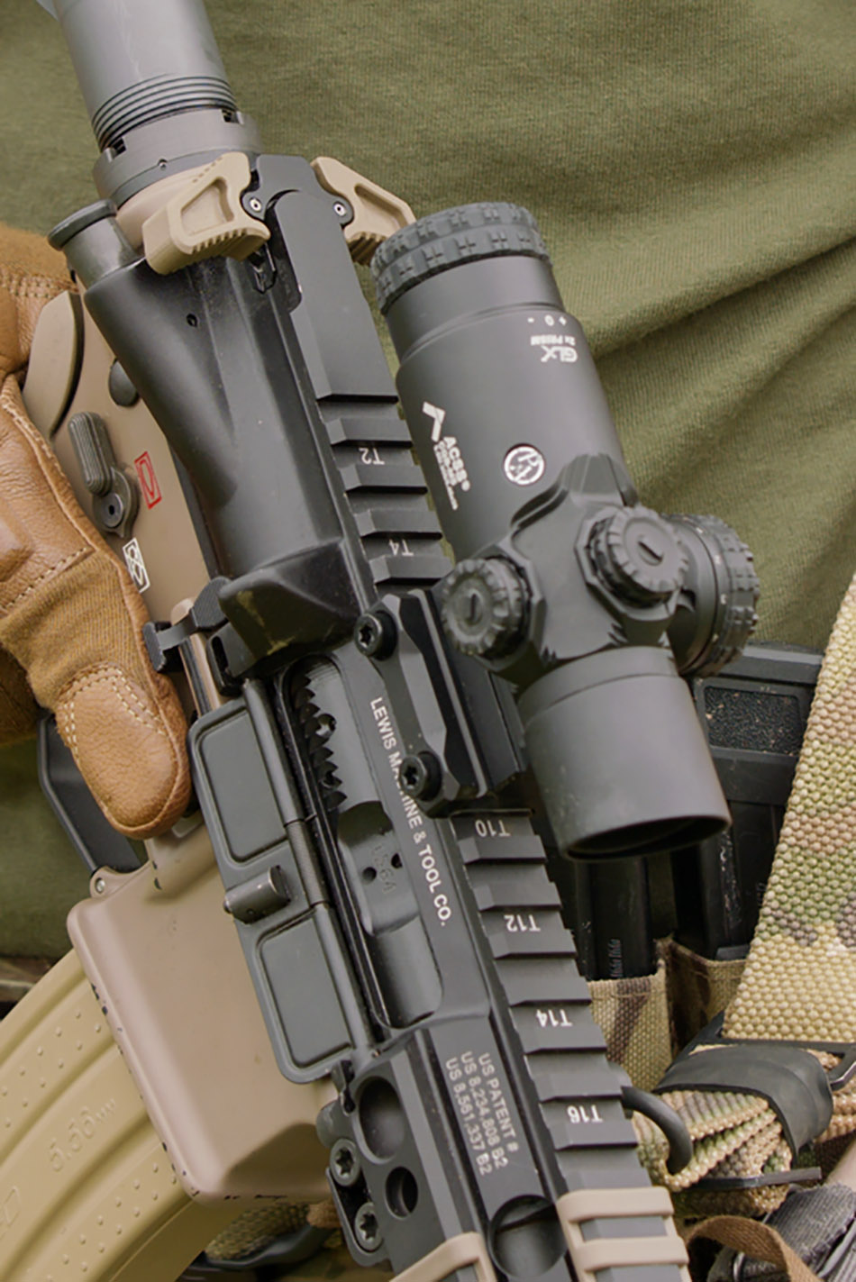 Primary arms scopes