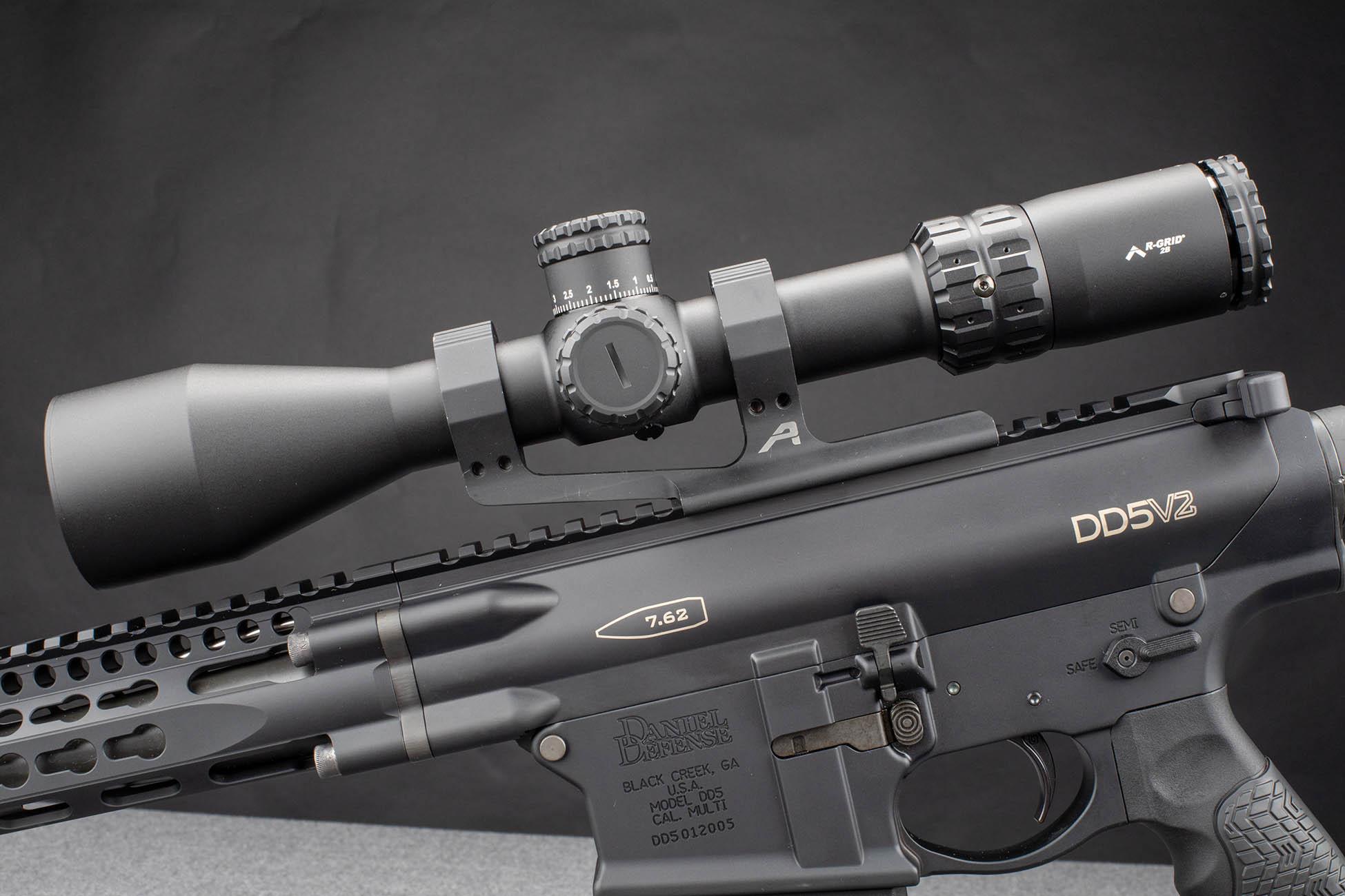ar 308 rifle