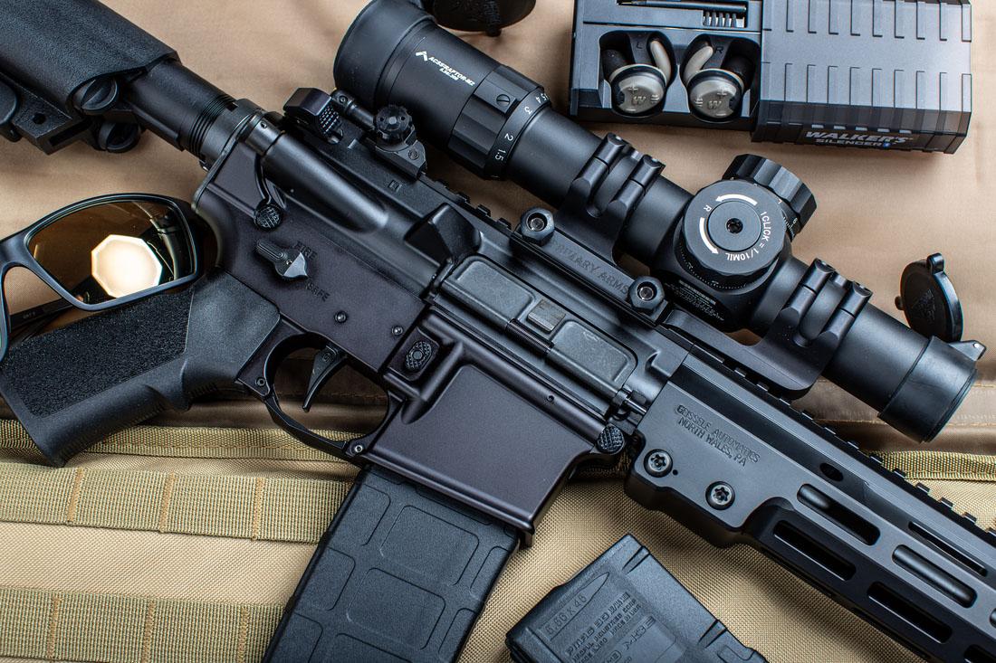 Geissele Super Duty Rifle