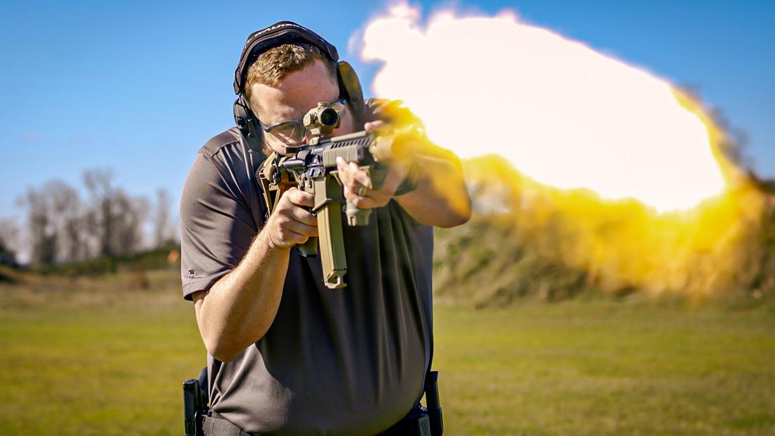 ar15 ballistics