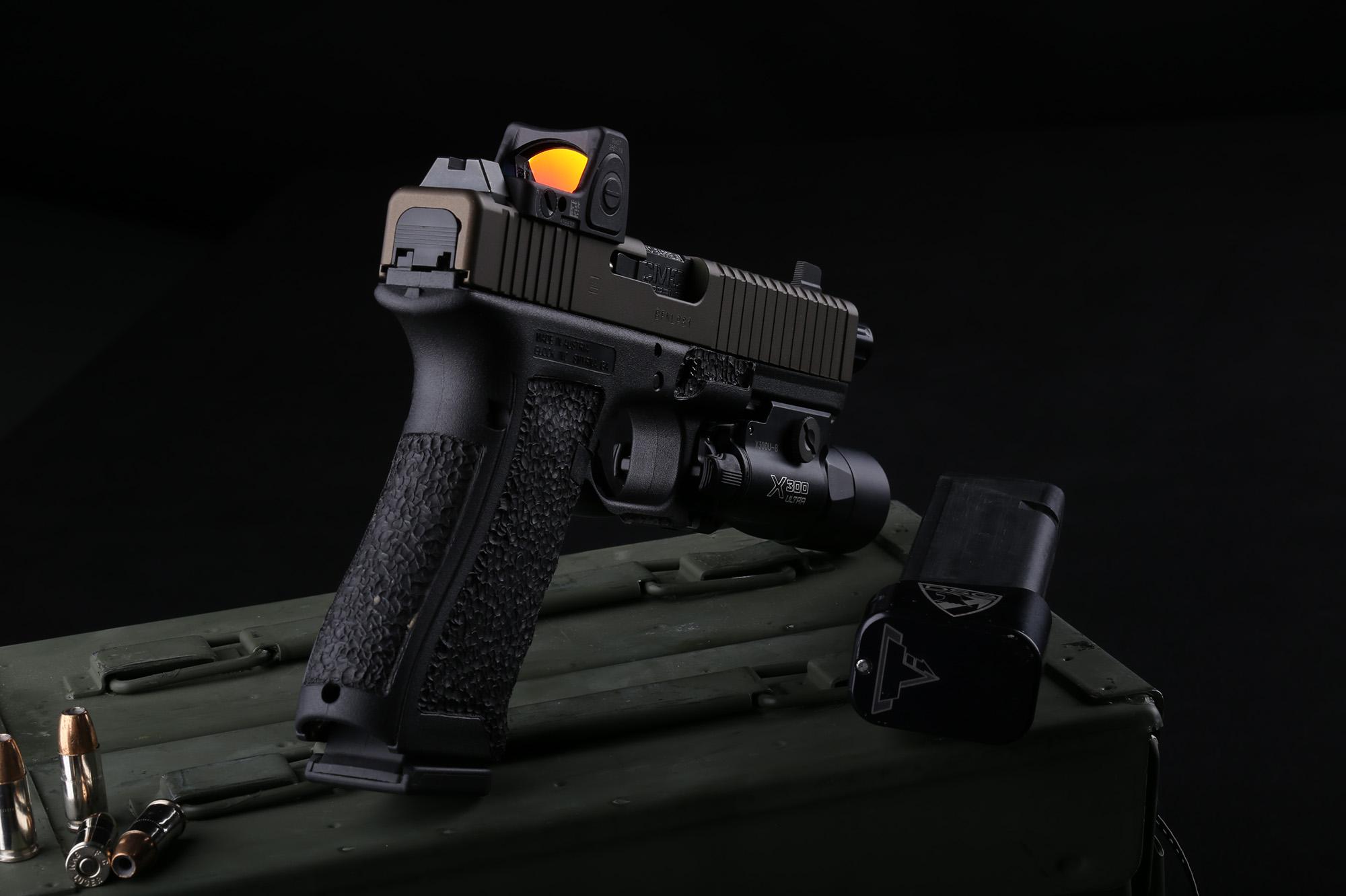 best pistol red dot