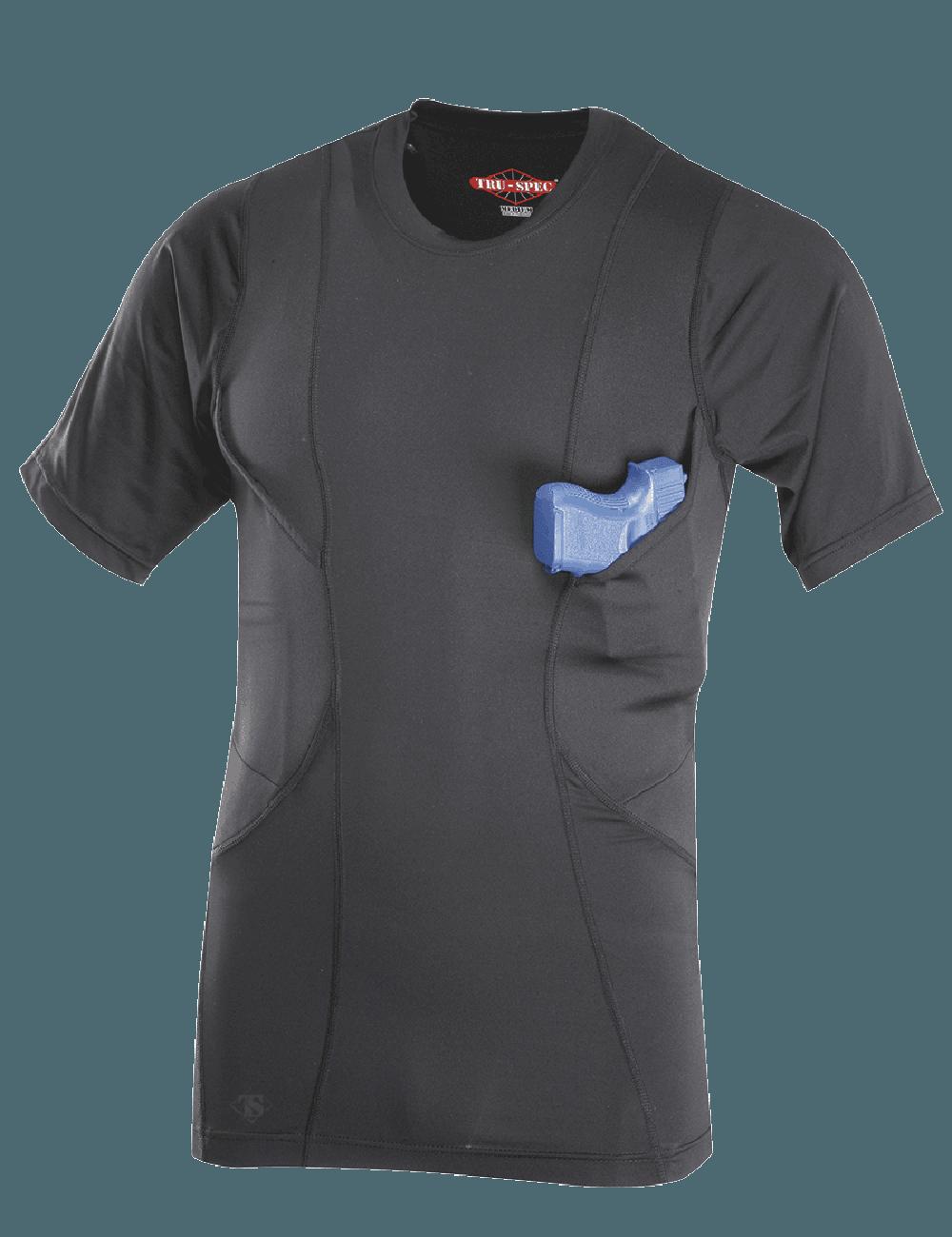 Tru-Spec Short Sleeve Concealed Holster Shirt