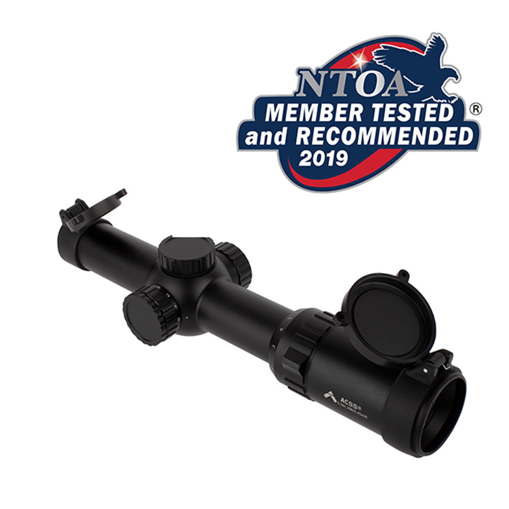 Primary Arms NTOA rated SLx Scopes