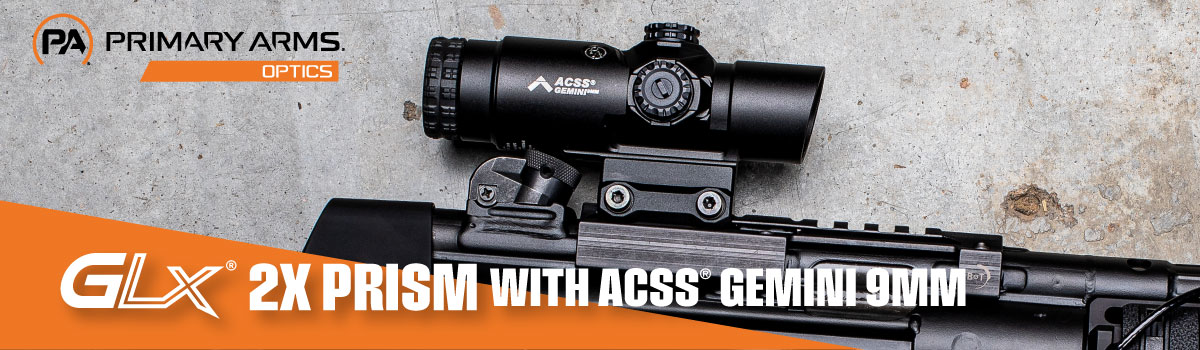 Primary Arms new products