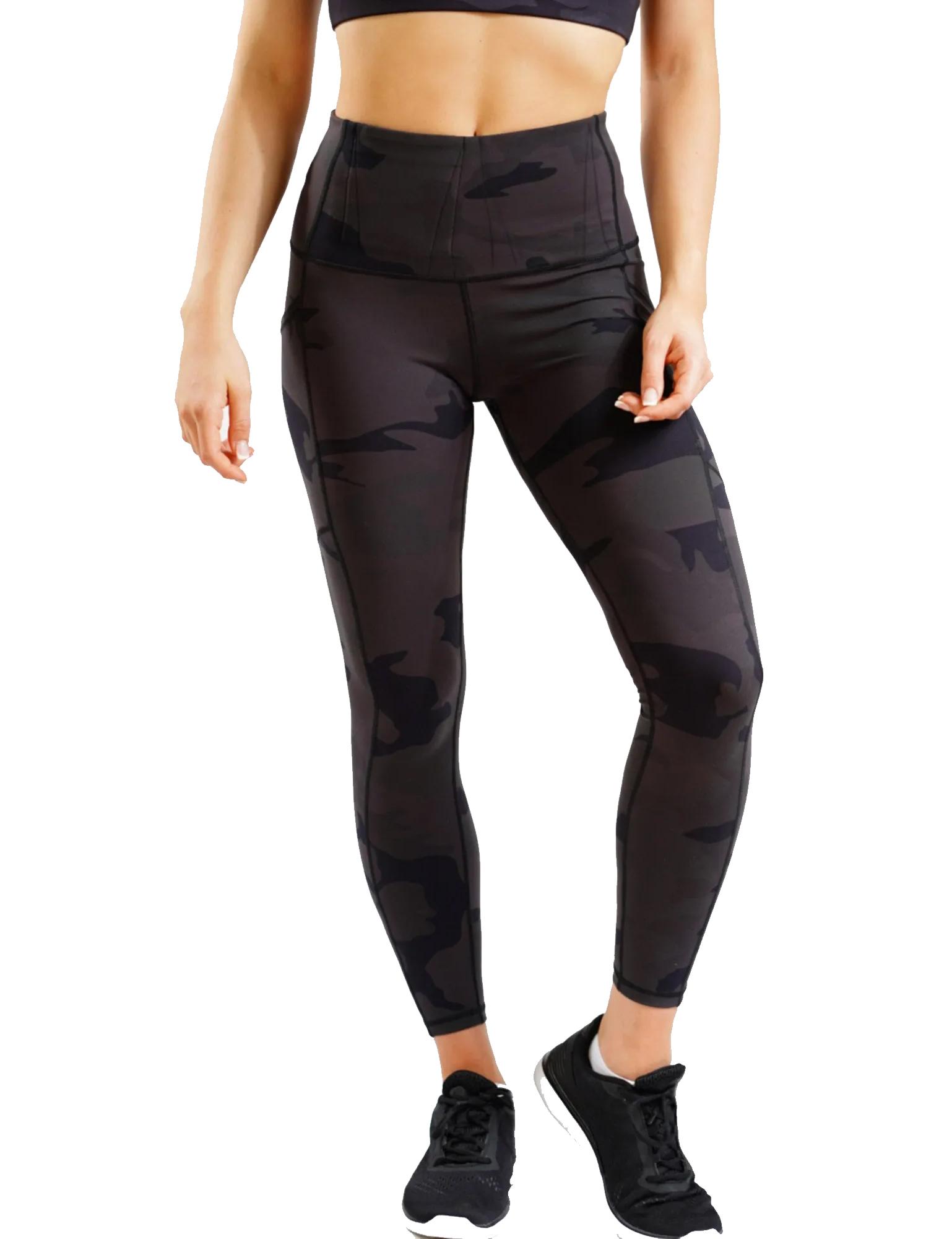 Alexo Camo 7/8 Conceal Carry Legging - Women's