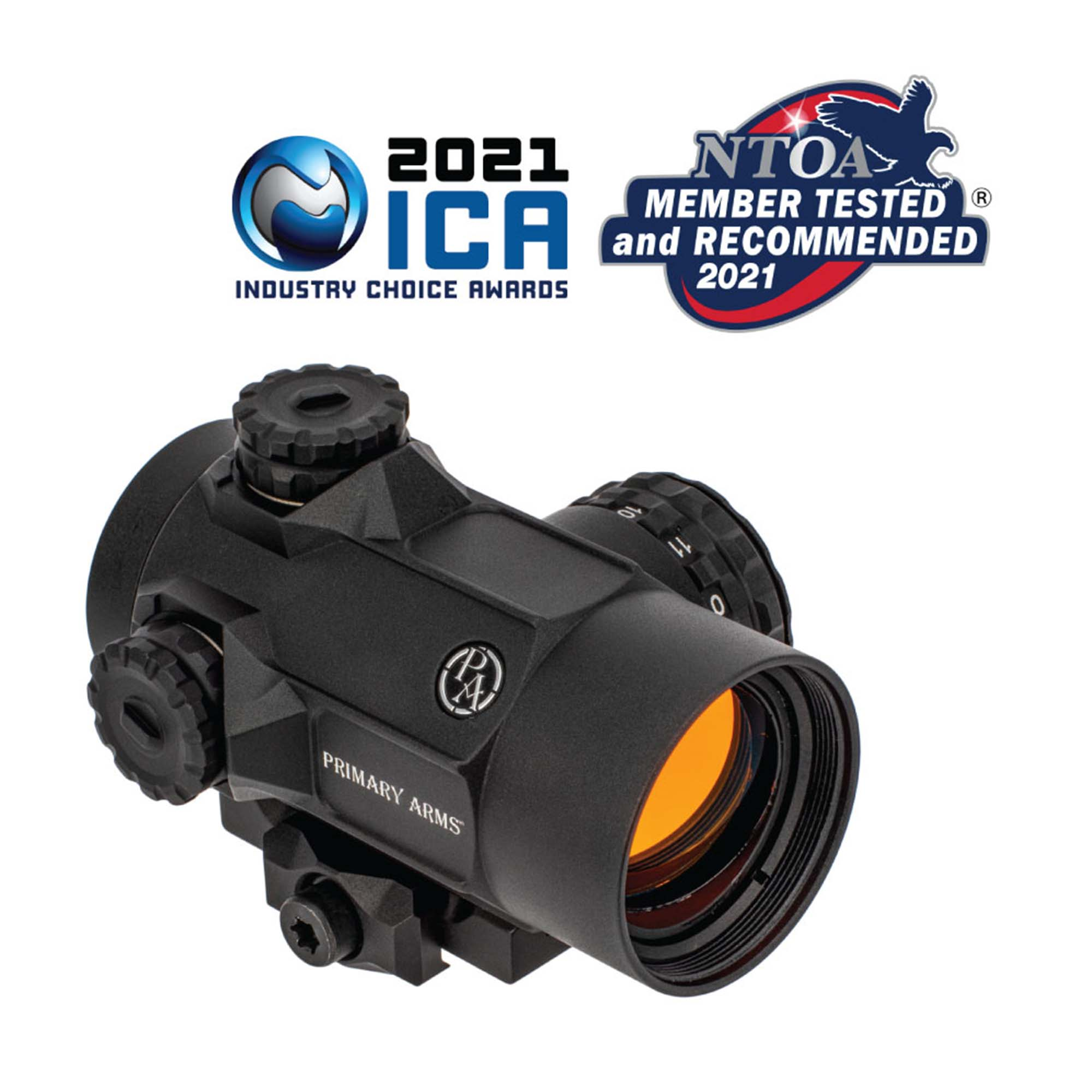 Primary Arms NTOA rated SLx red dot