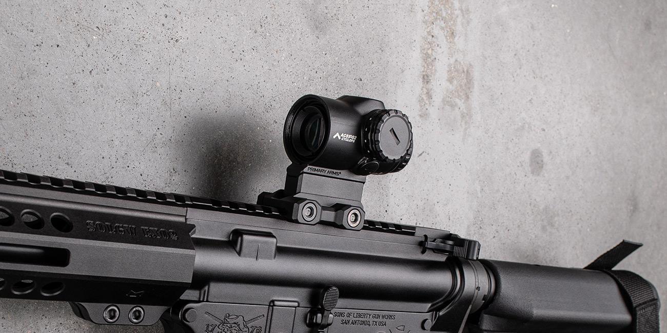 rifle accessories