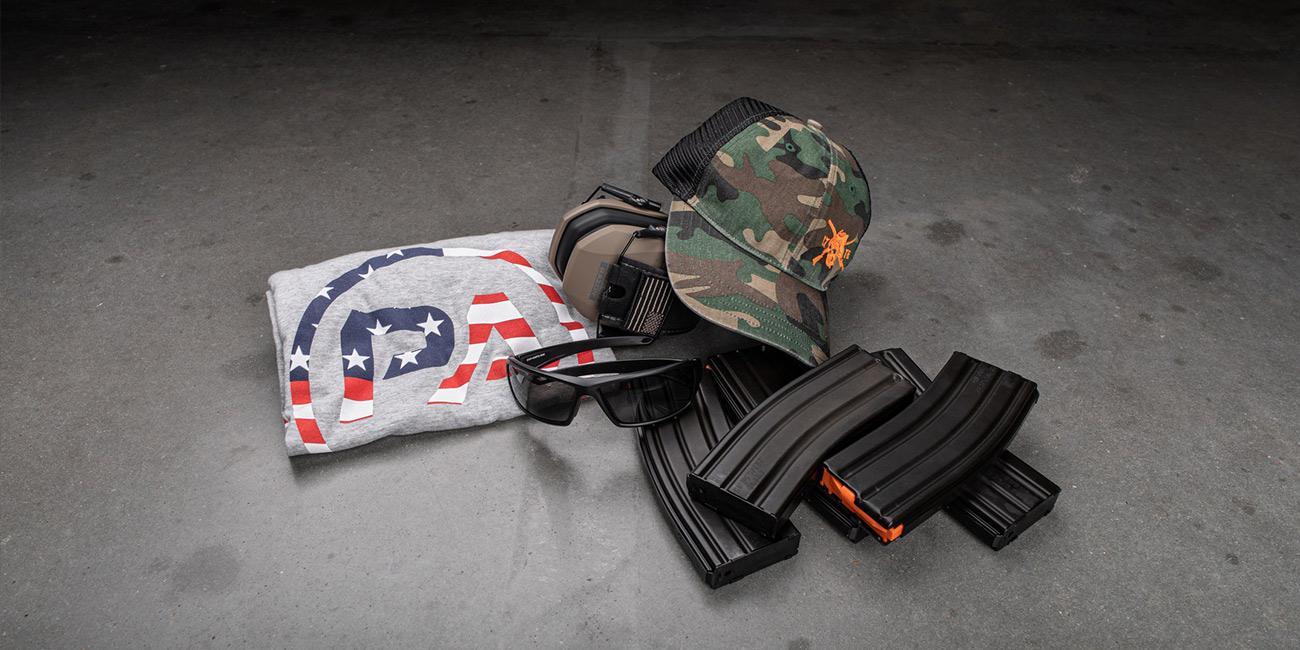 rifle gear