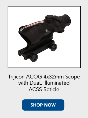 Shop now for Trijicon ACOG Prism scope with Prmary Arms ACSS Reticle