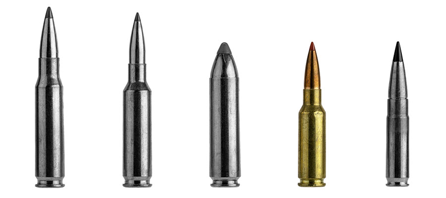 Rifle ammo buying guide hunting with the right caliber | jagd.