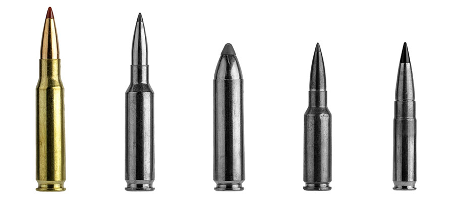 The .308 Winchester cartridge has proven its ability as one of the best deer rounds around for decades.