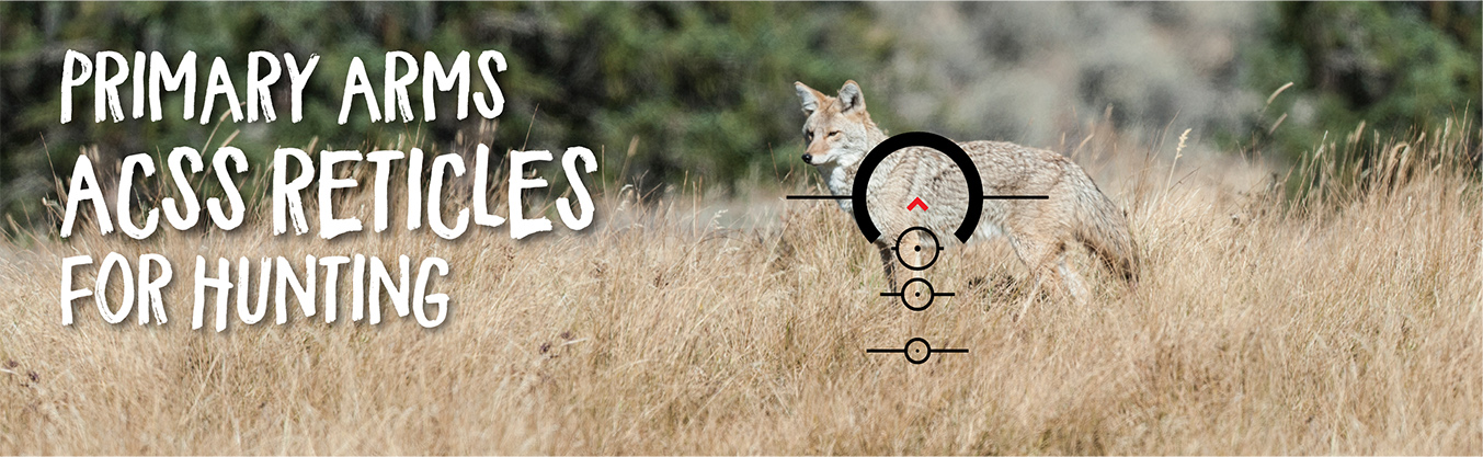ACSS Guide To Hunting