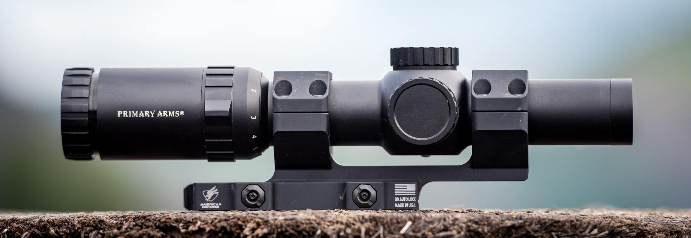 Scope Mounts | Primary Arms