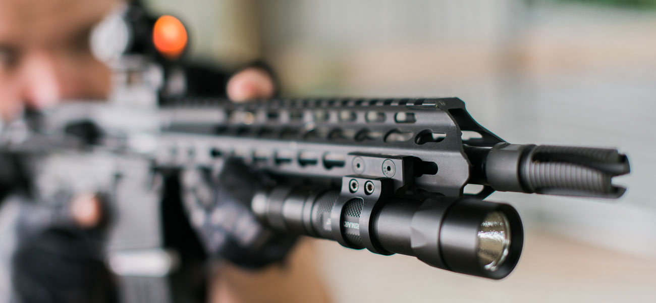 Why Do I Need A Weapon Light? | Primary Arms Blog