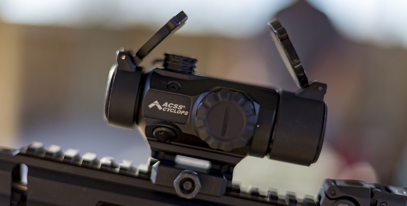 The new ACSS Cyclops, the smart 1X alternative. Order yours today.