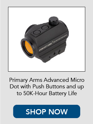 Primary Arms MD-ADS Advanced Micro Red Dot Sight.