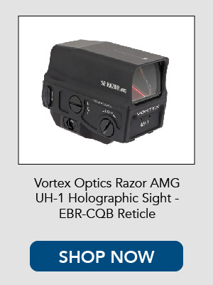 Shop now for the Vortex Optics AMG UH-1 Holographic Sight.