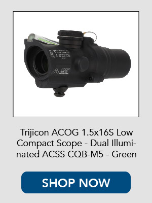 The Trijicon ACOG 1.5X16S with ACSS reticle.