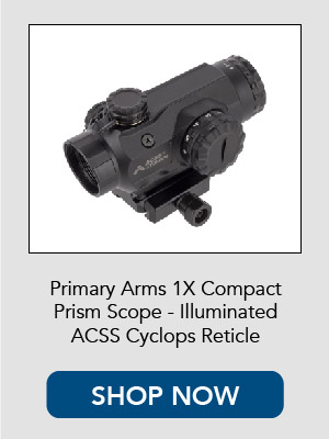Shop the PA1X Prism Scope with ACSS Cyclops reticle.