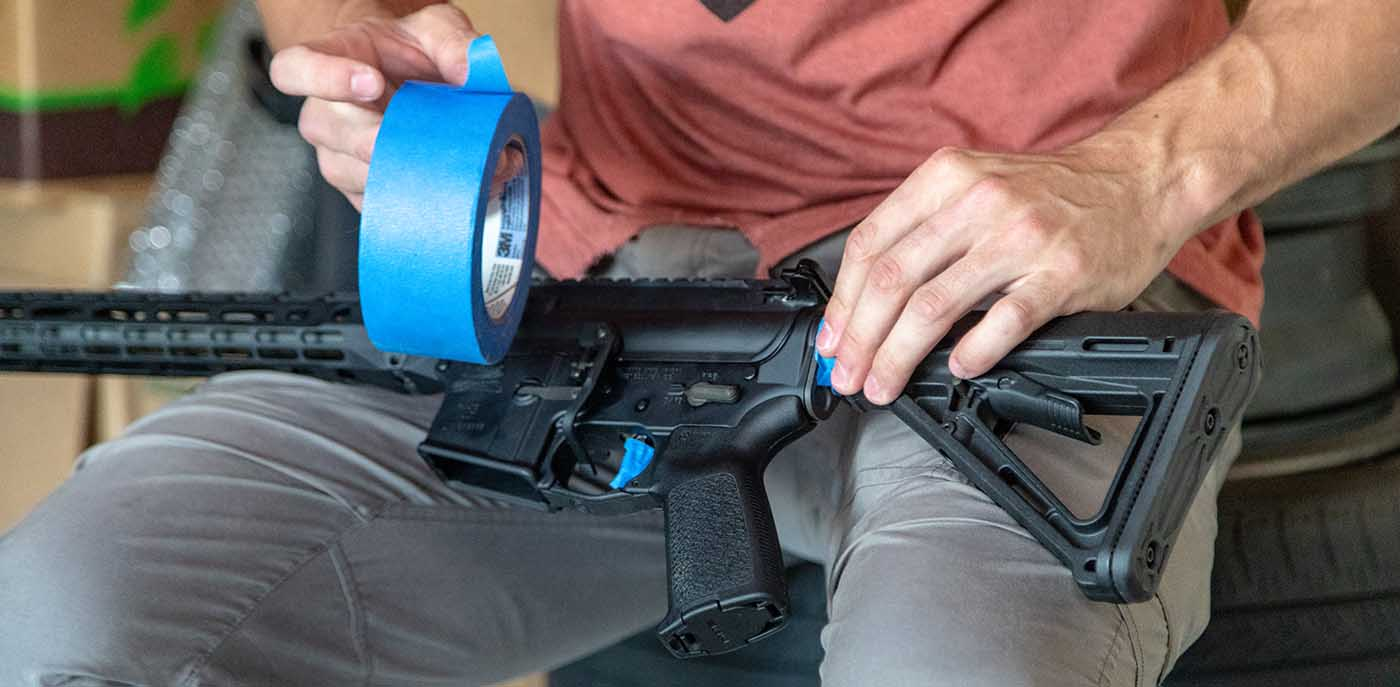 How to Spray Paint Your AR-15 | The PA Blog