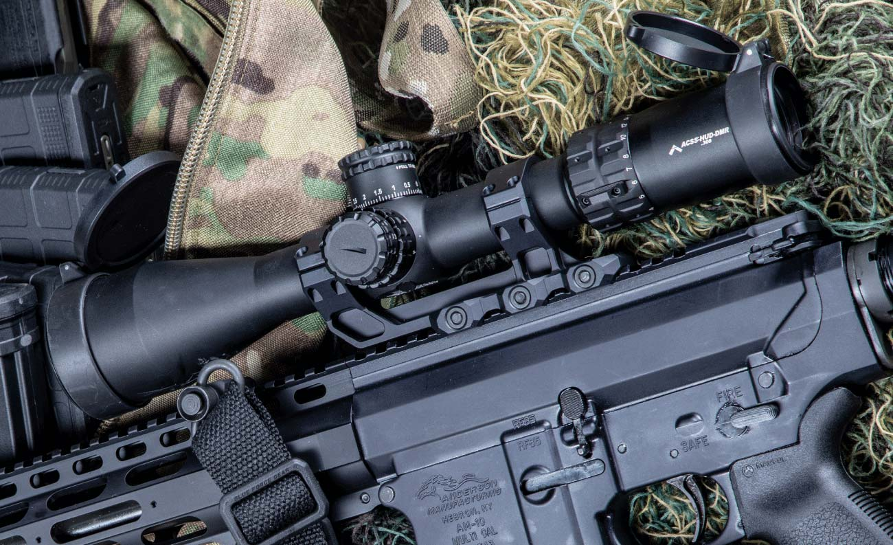 The all-new ECS mounting system from Primary Arms offers durable, lightweight, American-made scope mounts and red dot risers that will outlive your build.
