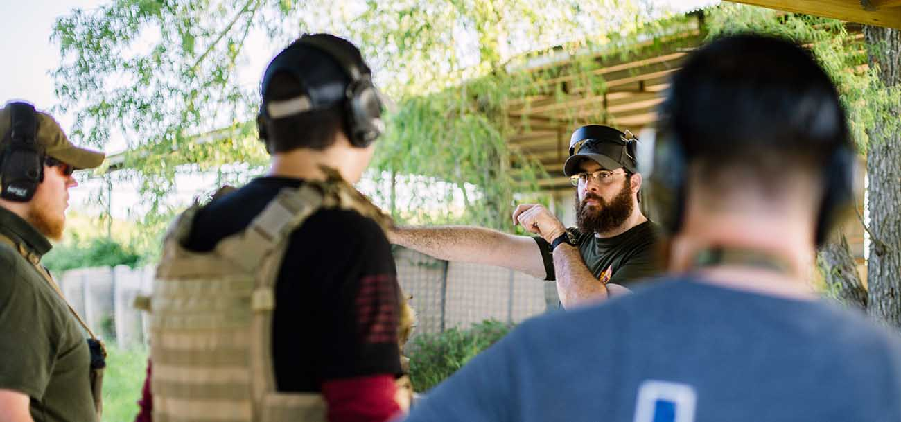 Getting proper instruction is essential to safe firearms use for years of fun.