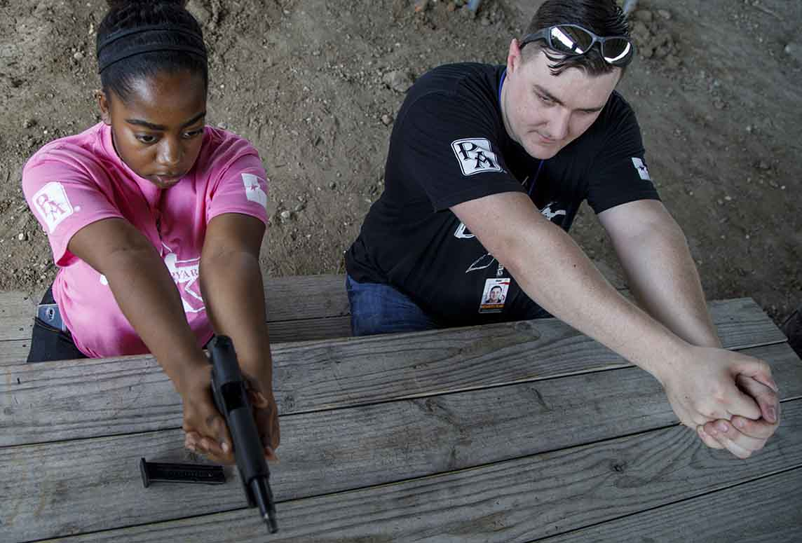 Join the NSSF Plus One movement, take a new shooter to the range and teach them about shooting sports.