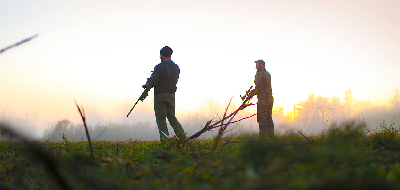 Getting new people out into the woods to experience a hunt is an amazing experience. Join the NSSF +ONE Movement.