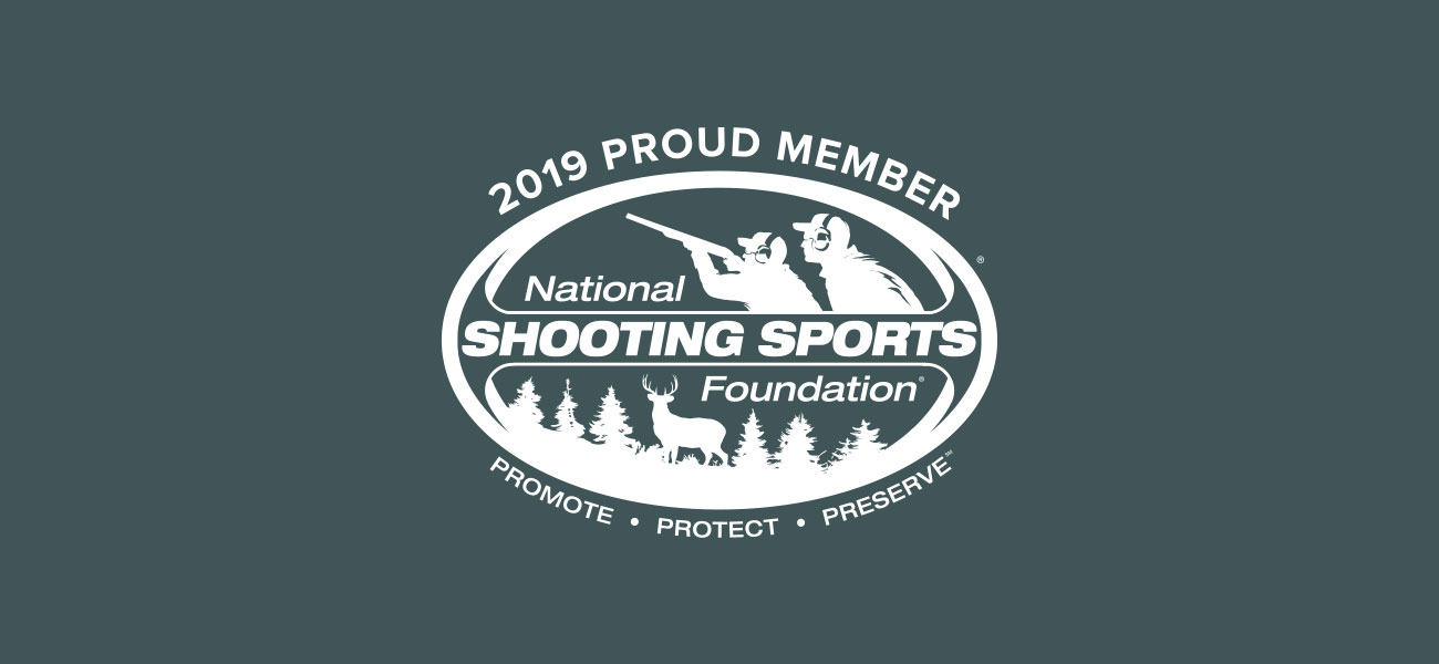 Primary Arms is a proud member of the National Shooting Sports Foundation for 2019.