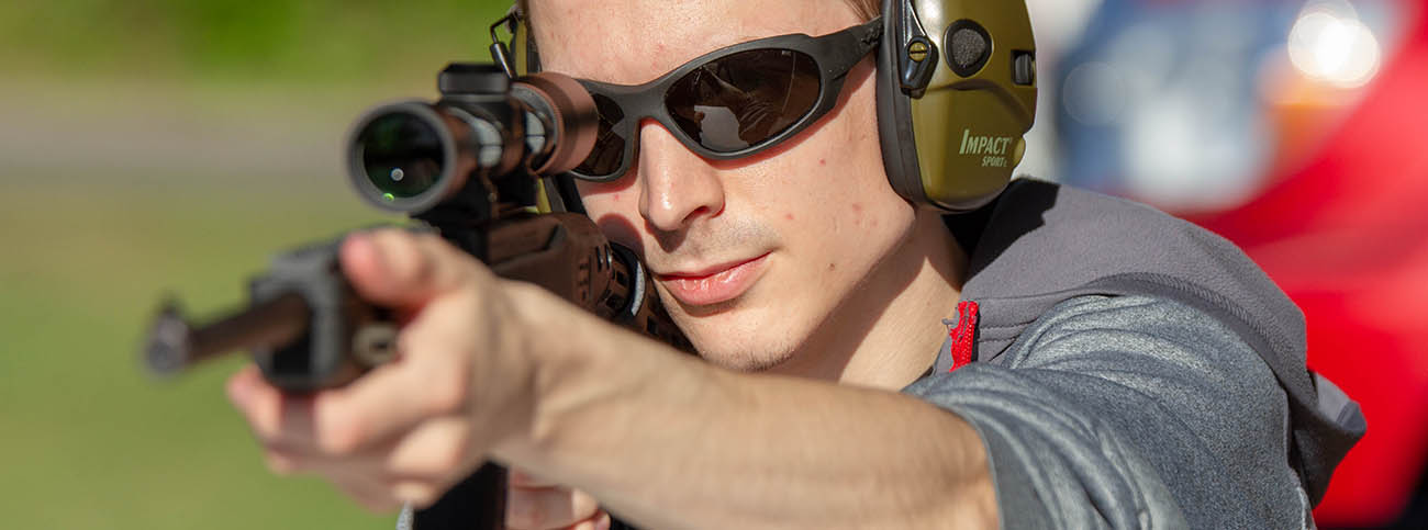 rimfire competitions and target shooting are fun and low-cost ways to get into the shooting sports