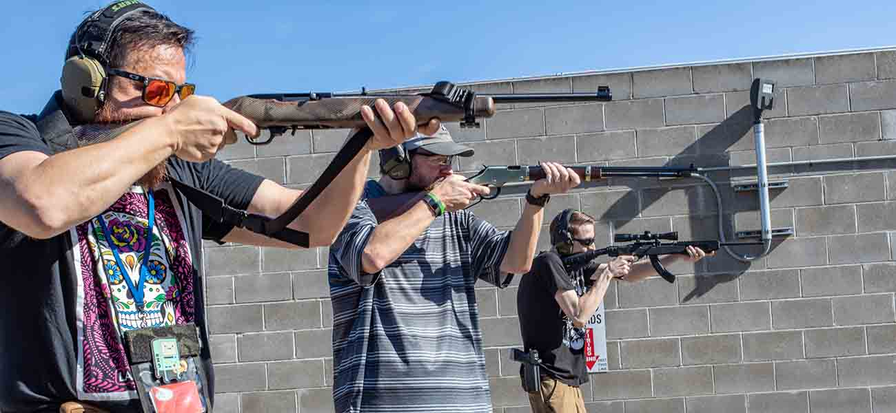Shooting rimfire rifles of all kinds is a fun and cheap way to train, practice and introduce new shooters to firearms.