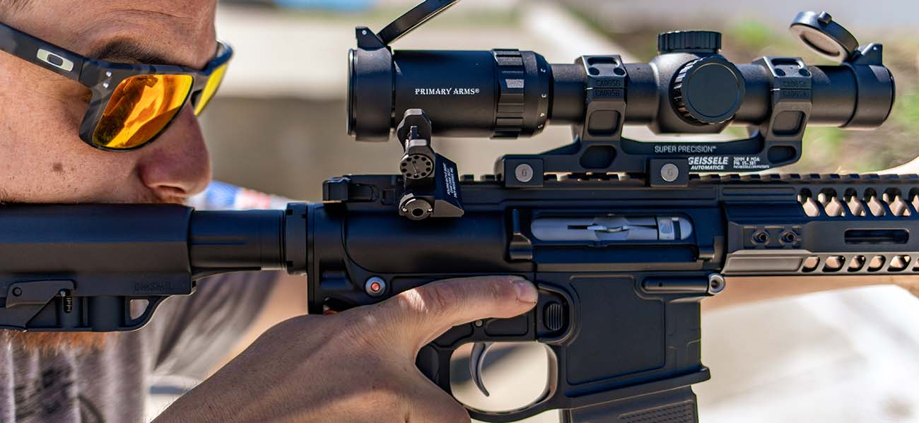 Train with our ACSS-22LR 1-6x scope and learn how to run an AR-15 fast and under control for the cheapest price possible.