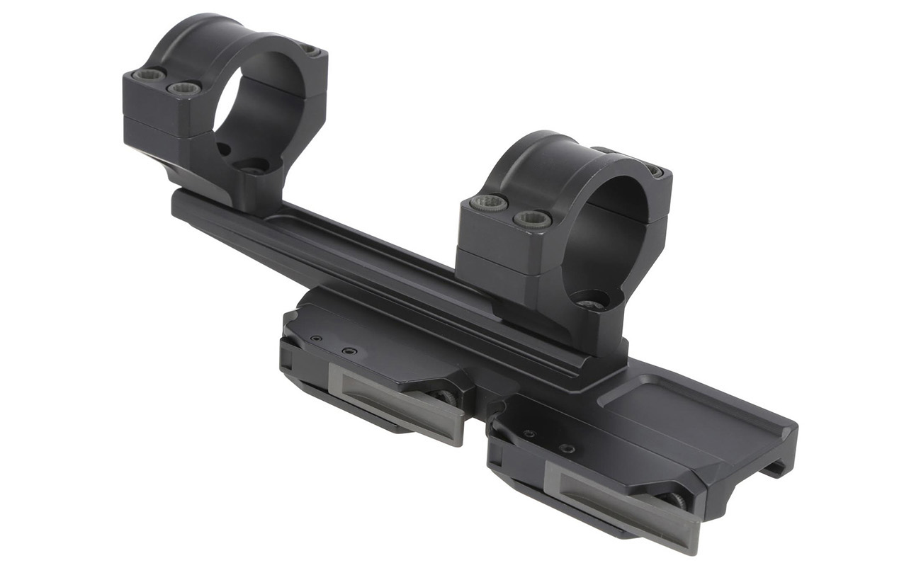 Bobro Engineering QD precision optic mount 30mm scope mount with quick detatch.