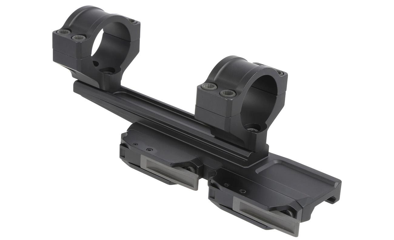 Bobro Engineering QD precision optic mount 30mm scope mount with quick detatch.
