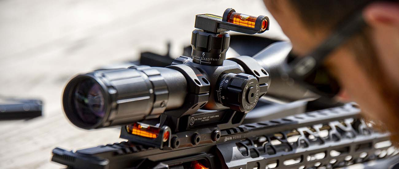 Leveling your scope in the mount is important, but it is also crucial to use a bubble level to check the level of your rifle.